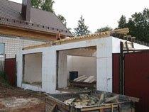 Строительство гаражей под ключ. Хабаровские строители.