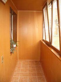 отделка балконов город Хабаровск