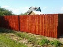 строить забор, ограждение город Хабаровск