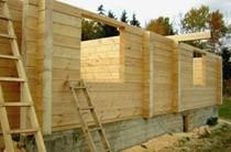 строительство домов из бревен Хабаровск