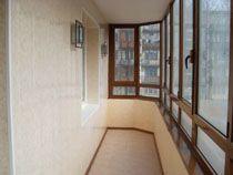 Ремонт балкона в Хабаровске. Ремонт лоджии