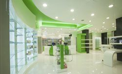отделка аптек в Хабаровске