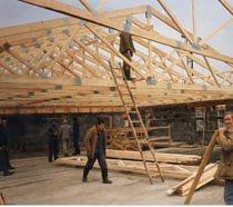Строительство крыш в Хабаровске и пригороде, строительство крыш под ключ г.Хабаровск