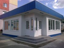 Строительство магазинов в Хабаровске и пригороде, строительство магазинов под ключ г.Хабаровск